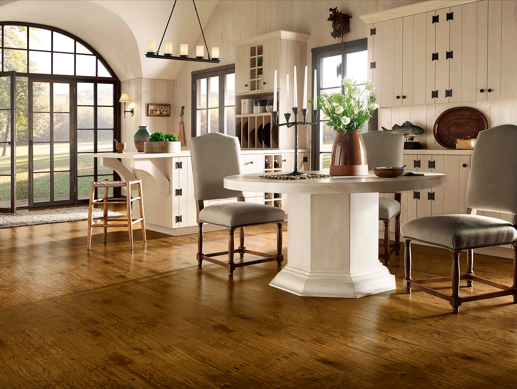Hardwood Flooring Fortuna Foothills Z - Installation & Sales - ^
