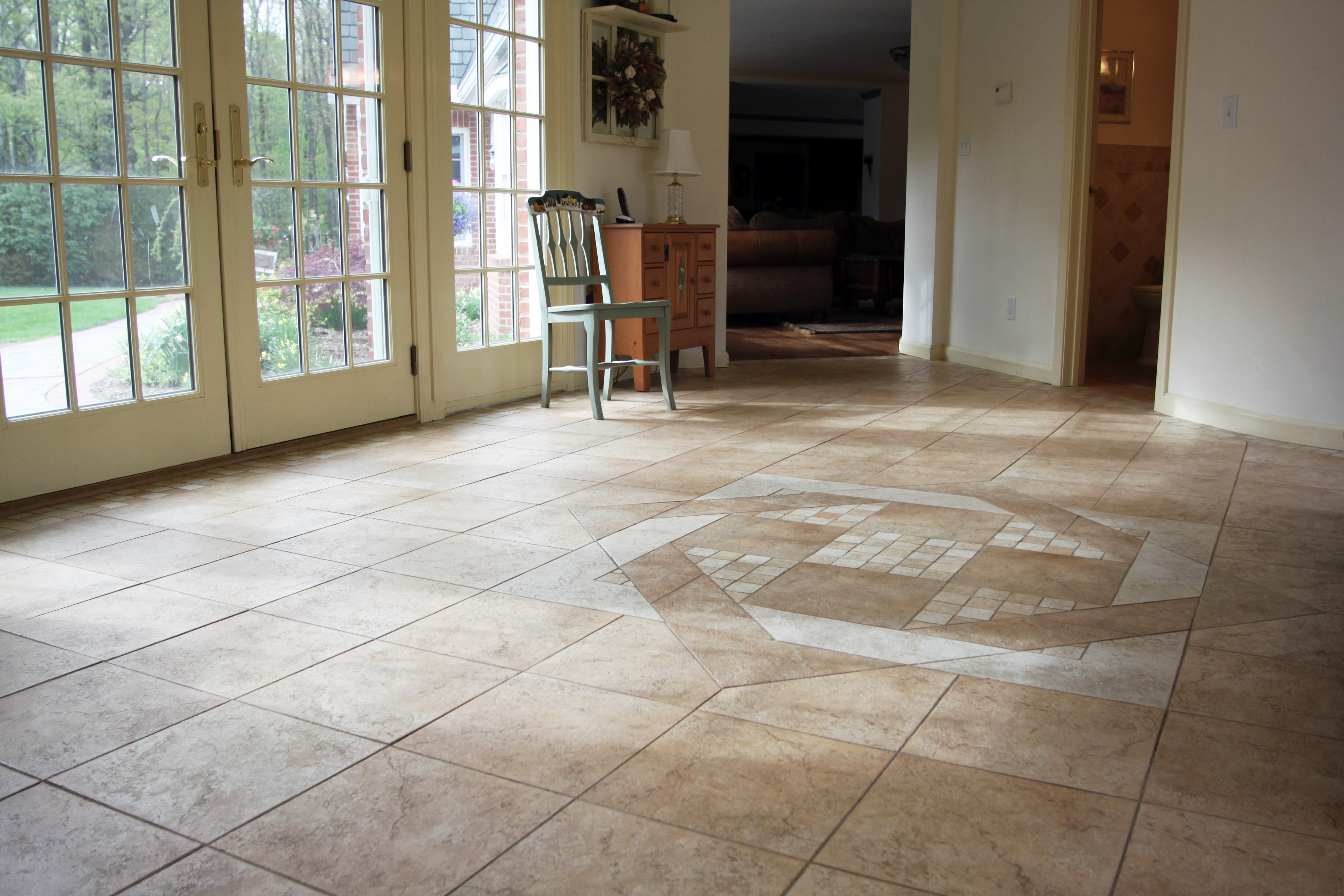 Tile installation nogales az free in home estimates Porcelain tile flooring
